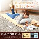 【あす楽】ホットゴロ寝マット MORITA MM-17CTR...