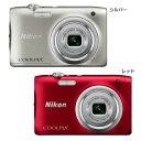 デジタルカメラ ニコン COOLPIX A100SL クール...