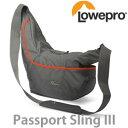 ロープロ パスポート スリング 3 グレー