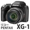 【8/8発売】 リコー PENTAX XG-1 光学52倍ズームデジタルカメラ 【メール便不可】