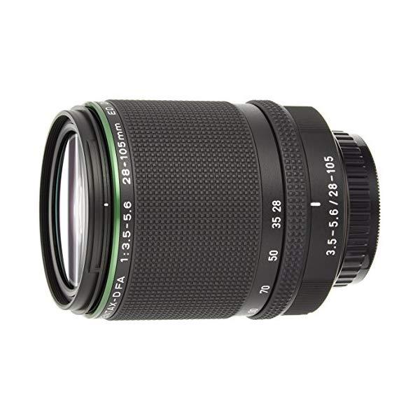 【4月下旬発売】 ペンタックス HD PENTAX-D FA 28-105mmF3.5-5.6ED DC WR Kマウントフルサイズ対応標準ズームレンズ 【メール便不可】
