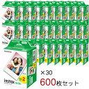 富士フィルム チェキフィルム instax mini 2パック品 JP2(20枚入り)×30個セット [600枚入] (快適家電デジタルライフ)