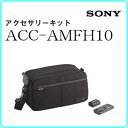【バッテリーパックを買うよりお得!】ソニー(SONY)アクセサリーキット ACC-AMFH10 (NP-FH50/RMT-DSLR1/ケース)