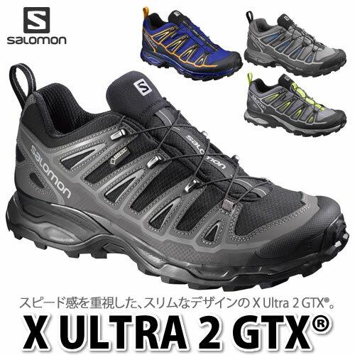 【26.0-27.5cm】SALOMON【シューズ】 FOOTWEAR X ULTRA 2 GTX 【マルチファンクション】【ラッピング不可】【快適家電デジタルライフ】
