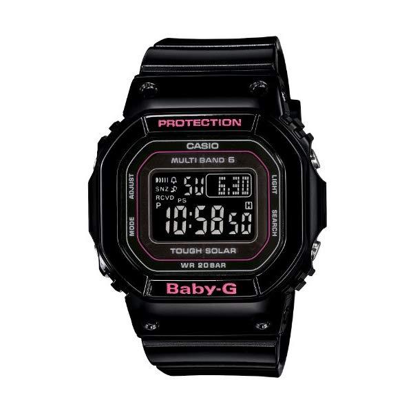 【国内正規品】CASIO(カシオ)【腕時計】 BGD-5000-1JF[BGD50001JF]  Baby-G[ベビーG] 【世界6局電波対応 タフソーラー】【メール便】