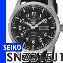 【正規逆輸入品】 海外セイコー【腕時計】 SEIKO5 セイコー5 SNZG15J1(SNZG15JC) メンズ【快適家電デジタルライフ】