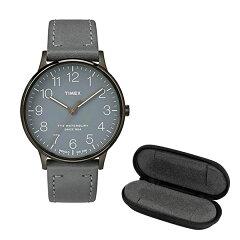 【正規輸入品】【セット】1本用ケース付 TIMEX(タイメックス) 【腕時計】 TW2P96000 Waterbery Classic(ウオーターベーリークラッシック)&watch-case003【快適家電デジタルライフ】