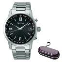 (時計ケースセット)(国内正規品)(セイコー)SEIKO 腕時計 SAGZ097 (ブライツ)BRIGHTZ メンズ(チタンバンド 電波ソーラー アナログ)(快適家電デジタルライフ)