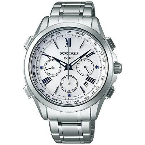 【国内正規品】SEIKO[セイコー] DOLCE[ドルチェ] SADA029【腕時計 ソーラー電波修正 サファイアガラス】【き手数料・送料無料】【メール便】