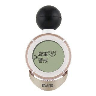 TANITA(タニタ) 【コンディションセンサー】 TC-200 (ゴールド)【熱中症発症の注意レベルをイラストとブザー音でお知らせ】【快適家電デジタルライフ】