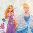 ペーパーナプキン[メール便OK] ディズニープリンセス ラプンツェル・シンデレラ[Princess]1枚入り紙ナプキン・ペーパーナプキン