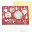 [Punch Studio]クリスマスカード クリスタル オーナメントパンチスタジオ クリスマス