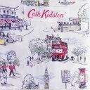 廃番・在庫限り!ペーパーナプキン[メール便OK]  ビリーゴーズトゥタウン 2枚入りキャスキッドソン[CathKidston]ドイツ製・紙ナプキン