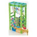 夏カード 竹 風鈴棚 [Sanrio]サンリオ・メッセージカード・立体カード
