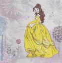 ペーパーナプキン[メール便OK]ランチサイズ ベル  16枚入り[MeriMeri]メリメリペーパーナプキン・紙ナプキン・デコパージュ・Disney・ディズニー・プリンセス