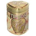 ハート缶入り バシラーティー フォーユー ゴールド茶葉75g[BASILUR]バシラー紅茶