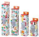 廃番 食品衛生法規格品 ジップバッグ S/M/L キッチン北欧デザインジップロック ・ジッパーバッ グ[midori]ミドリカンパニー・小分け袋・保存袋・ジッパーバック