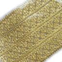 ブレード ゴールドクロモスライン 枠飾りアメリカンハンディクラフトネイルアート