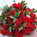 バラの花束フラワーギフト 『赤い色のバラ』1本324円