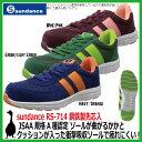 【サンダンス sundance】安全靴スニーカー RS-714【レディース メンズ】鋼鉄製先芯 EEEE【24.5-28.0cm】鋼鉄製先芯入り JSAA規格A種…