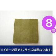 ■8倍ポイント■クッション 低反発 無地 『ルナ2 シート』 グリーン 約40×40cm【代引不可】 [13]