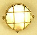 ブラケットライト 室内照明 壁掛けライト ブラケット照明 室内灯マリンライト 照明 北欧 真鍮 舶用 船舶用 アンティーク レトロ 照明器具 おしゃれ;g-7g0030k7-bl