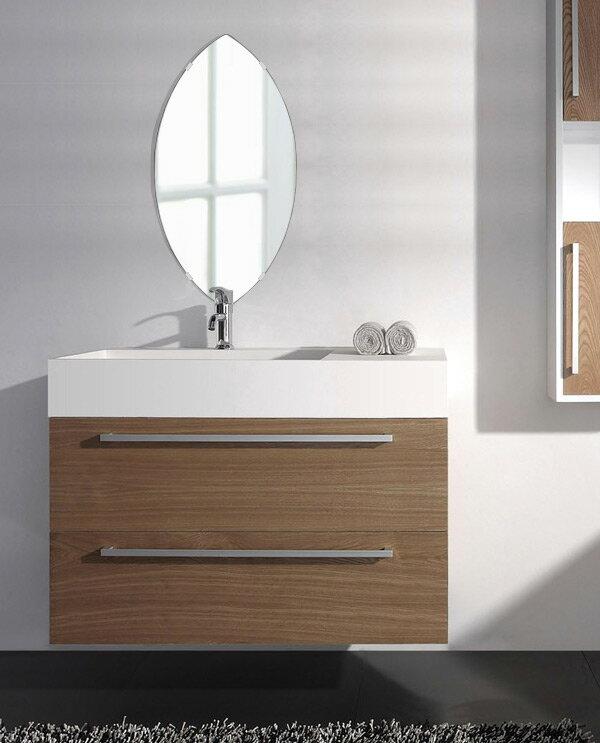トイレ鏡 洗面鏡 化粧鏡 浴室鏡 クリスタルミラ...の商品画像
