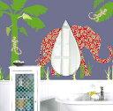 鏡 ミラー 高透過 超透明鏡 トイレ鏡 洗面鏡 化粧鏡 浴室鏡 クリスタルミラー シリーズ スーパークリアーミラー・クリスタルカットタイプ、ティアドロップ(Teardrop):scdx-teardrop320x600-9mm