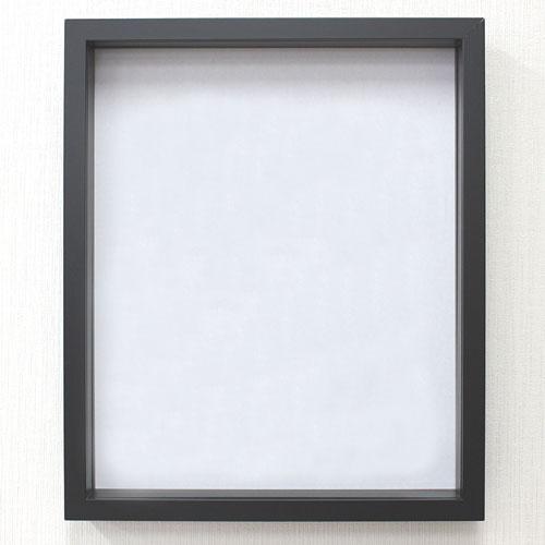 アートBOXフレーム 正方形 額縁 25cm角  9790 250角 深型 デッサン額縁 水彩額 正方形