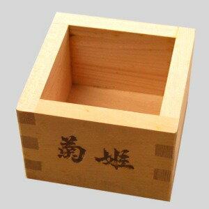 菊姫 鏡割り用備品 木枡