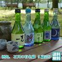 【あす楽】【送料無料】石川の地酒5蔵めぐり[菊姫・宗玄・加賀の月・常きげん・竹葉]美味しいをちょっぴりずつお楽しみ頂ける「300ミリ×5本」 日本酒 飲み比べ 送料無料