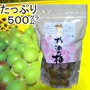 加賀梅酒 梅酒の梅 たっぷり500グラム05P26jul10