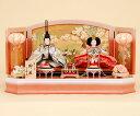 雛人形 K6【ひな人形】【佳月】【かげつ】【佳月オリジナル】【送料無料】【京都西陣帯】【平飾り】高級品】K6