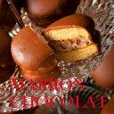 お歳暮 ギフト栗 チョコレート八幡平の樹氷チョコマロン10個入マシュマロ くり マロン クッキー楽天