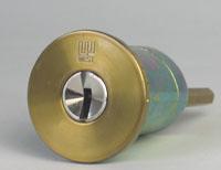 (1)WESTリプレイスシリンダー飾り錠タイプ交換用シリンダー