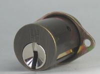 (2)WESTリプレイスシリンダー飾り錠タイプ交換用シリンダー