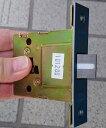SHOWA PPRプッシュプルハンドル用ラッチ錠ドアの厚み28〜46mm用