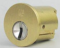 WESTリプレイスシリンダー5200(GFA52)用交換シリンダーゴールド色