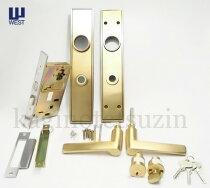 WEST171レバーハンドル玄関錠従来品
