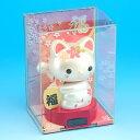 【ソーラートイ】 赤ちゃん 招き猫 桜