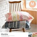 枕カバー Marble ピローケース Mサイズ