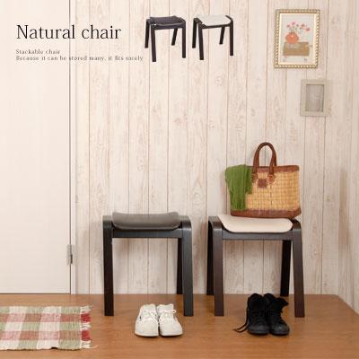 おしゃれ インテリア モダン 家具 イス 椅子 いす デザイナーズ 木製 ダイニングチェアー スツール スタッキング アンティーク 送料無料 ブラウン ハイタイプ