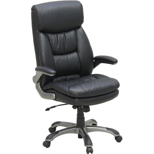 イス オフィスチェアー 肘跳ね上げ式 「C-701」 送料無料 最高の座り心地を追及