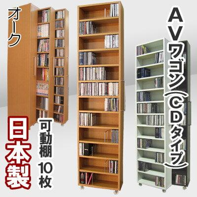 CD収納 DVD収納 コミック収納 本収納 日本製 CDラック DVDラック コミックラッ…...:kagufactory:10000012