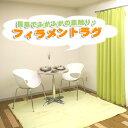 【TD】フィラメントラグ  200×300cm  カーペット 絨毯 マット リビング 敷物楽天HC...