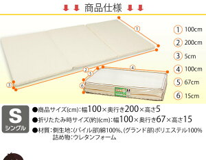 ��ȿȯ�ޥåȥ쥹[��100×���200×��5cm]MKO-S��MTS����٥å��ޤꤿ������ʪ���ġڥ����ꥹ������ޡۡ�����̵���ۡ�e-netshop�ۡ�0228in_ba�ۡ�0925IRIS�ۡ�RCP��