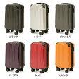 【キャリーケース キャリーバッグ】スーツケース【機内持ち込み可 旅行鞄】KD-SCK・ブラック・シルバー・ガンメタル・パープル・レッド・オレンジ【D】