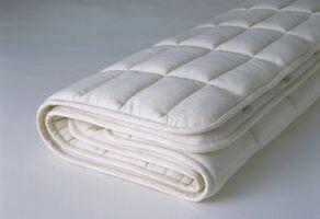 【お見積もり商品に付き、価格はお問い合わせ下さい】日本ベッド ベッドパッド ウールパッドS シングルサイズ 50779