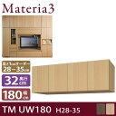 Materia TM D2 UW180 H28-5 б┌▒№╣╘2cmб█ ╛х├╓дн ╔¤180cm ╣тд╡28б┴5cm(1cm├▒░╠екб╝е└б╝)