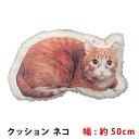 クッション ネコ 動物 可愛い アニマルクッション アニマル インテリア ソファークッション リアル おしゃれで可愛いクッション
